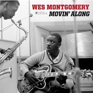 MONTGOMERY WES - Movin' Along LP Jazz Images