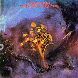 MOODY BLUES - On the Threshold of a Dream LP Music on Vinyl