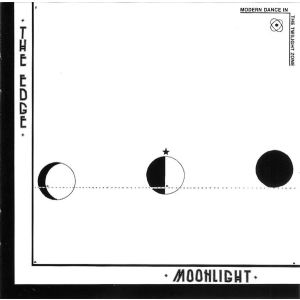 MOONLIGHT - The Edge (Modern Dance In The Twilight Zone) LP Shadoks UUSI
