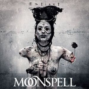 MOONSPELL - Extinct CD+DVD