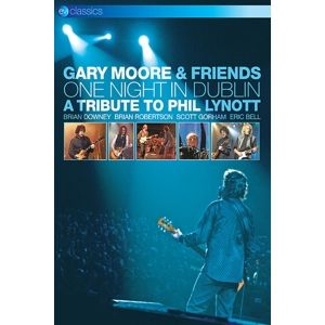 MOORE GARY - One night in Dublin - Tribute to Phil Lynott DVD