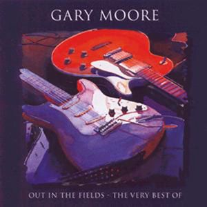 MOORE GARY - Very best of out in the fields CD