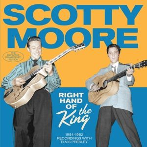 MOORE SCOTTY - Right Hand of the King 1954-1962 Sun & Rca CD