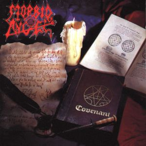 MORBID ANGEL - Covenant CD