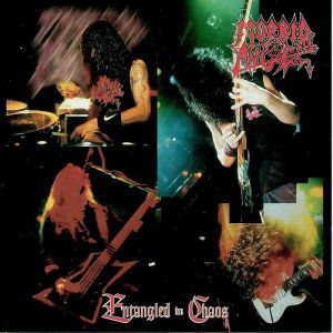 MORBID ANGEL - Entangled In Chaos