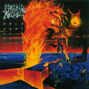 MORBID ANGEL - Formulas fatal to the flesh CD