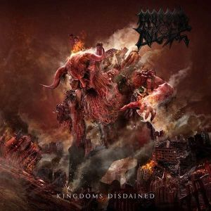 MORBID ANGEL - Kingdoms Disdained LTD DIGI CD