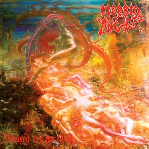 MORBID ANGEL - Blessed are the sick LP EU Earache UUSI
