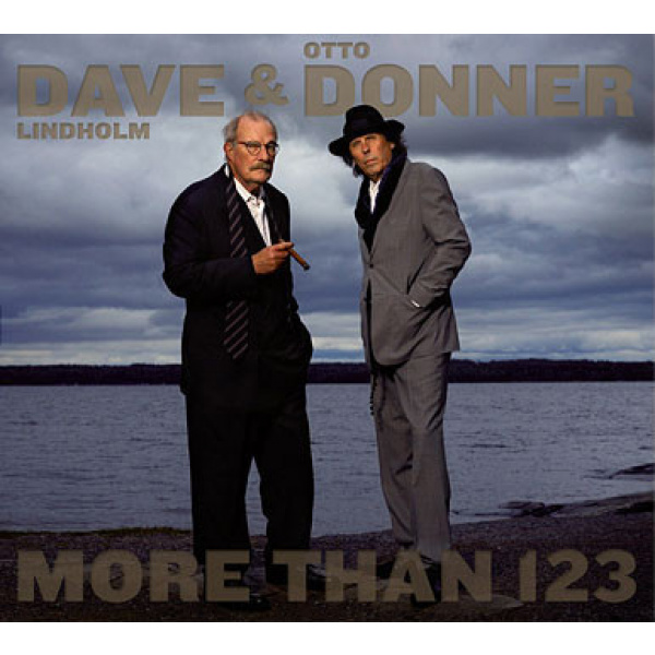 LINDHOLM DAVE & DONNER OTTO - More Than 123