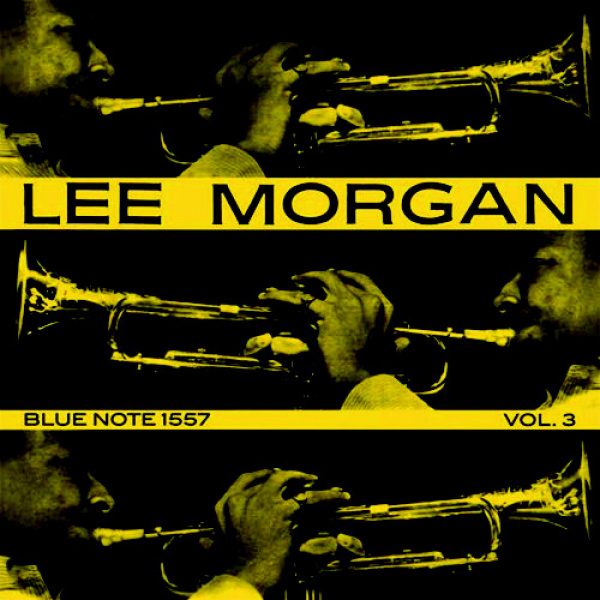 MORGAN LEE - Vol. 3 LP Blue Note