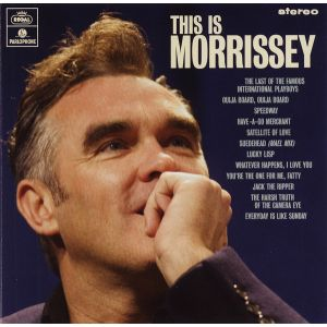 MORRISSEY - This Is Morrissey - Morissey's own  favorites) CD