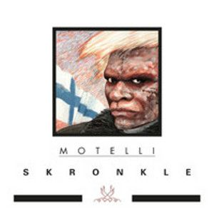 MOTELLI SKRONKLE - Motelli Skronkle LP Full Contact Records