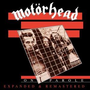 MOTÖRHEAD - On Parole 2LP Expanded Edition & Remastered