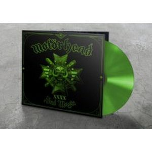 MOTÖRHEAD - Bad Magic LP GREEN VINYL