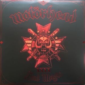 MOTÖRHEAD - Bad Magic LP Udr RSD 2016 RELEASE LTD 2500 RED VINYL M/M