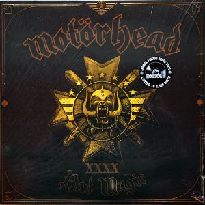 MOTÖRHEAD - Bad Magic LP Udr RSD 2016 RELEASE LTD 2500 OCHRE VINYL
