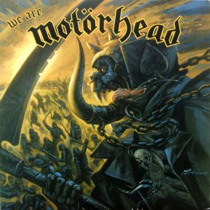 MOTÖRHEAD - We are Motörhead LP