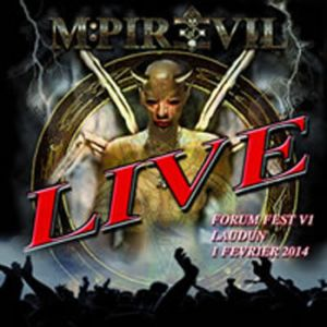 M:PIRE OF EVIL - Live Forum Fest 2014 LP NOTVD LTD 250 COPIES