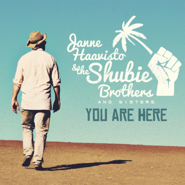 JANNE HAAVISTO & THE SHUBIE BROTHERS AND SISTERS - You Are Here CD