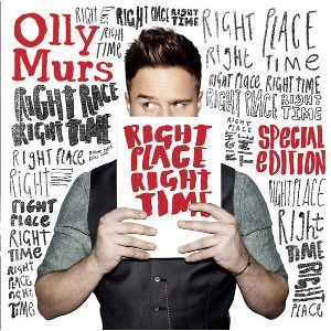 MURS OLLY - Right Place Right Time (special edition) CD+DVD