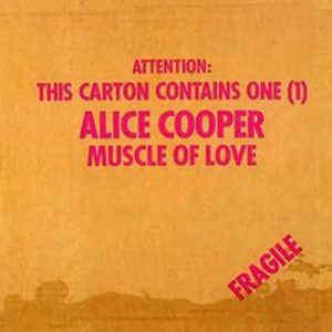 COOPER ALICE - Muscle of love