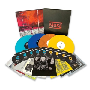 MUSE - Origin of Muse Limited Deluxe 9CD, 4LP + book box set