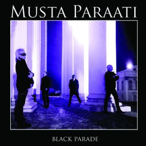 MUSTA PARAATI - Black Parade LP