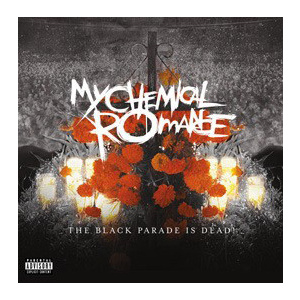 MY CHEMICAL ROMANCE - The Black Parade Is Dead! 2LP RSD 2019 release