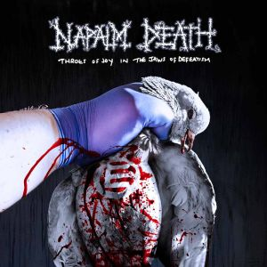 NAPALM DEATH - Throes of Joy in the Jaws of Defeatism CD Limited Edition, Mediabook, Bonus Track(