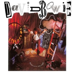BOWIE DAVID - Never Let Me Down LP