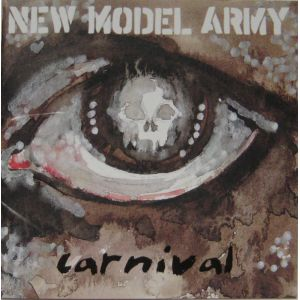 NEW MODEL ARMY - Carnival (Redux) 2LP LTD White Vinyls