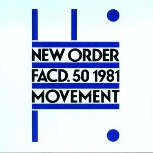 NEW ORDER - Movement CD