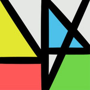 NEW ORDER - Music Complete 2LP Clear Vinyl