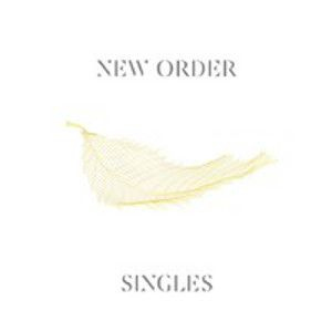 NEW ORDER - Singles 4LP BOX