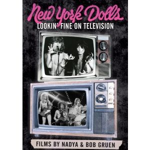 NEW YORK DOLLS - Lookin' Fine On Television DVD