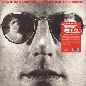 NEWTOWN NEUROTICS - Beggars Can Be Choosers LP UUSI Radiation