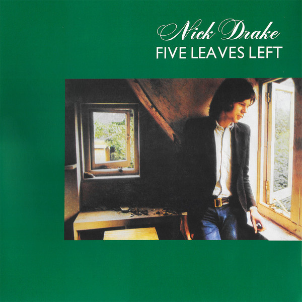 NICK DRAKE - Five Leaves Left LP Island UUSI