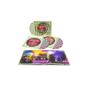 Nick Mason's Saucerful of Secrets - Live At the Roundhouse 2CD+DVD