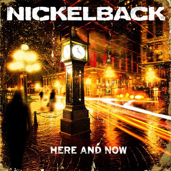 NICKELBACK - Here and now LP Roadrunner