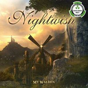 NIGHTWISH - My Walden GOLD VINYL 12""