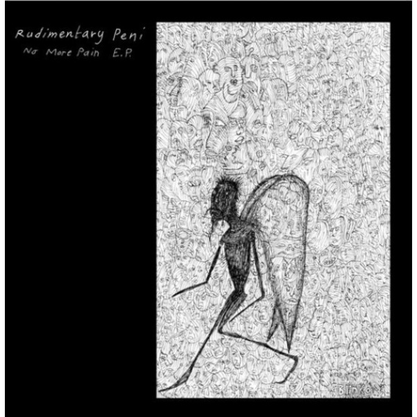 RUDIMENTARY PENI - No More Pain