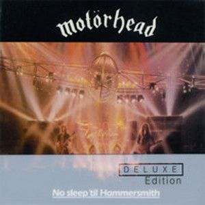 MOTÖRHEAD - No sleep til Hammersmith DELUXE EDITION 2CD