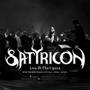 SATYRICON - Live At The Opera 2CD+DVD
