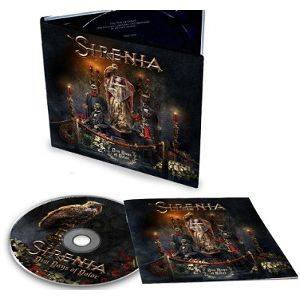 SIRENIA - Dim days of dolor CD