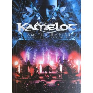 KAMELOT - I am the empire - Live from The O13 2CD+DVD+BLU-RAY