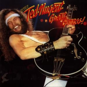 NUGENT TED - Great Gonzos - best of CD