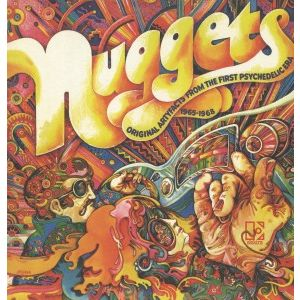 V/A - Nuggets - 40th anniversary edition 2LP UUSI Rhino