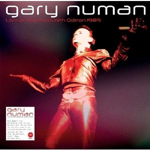 GARY NUMAN - Live At Hammersmith Odeon 1989 LP UUSI Demon