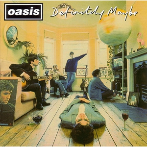 OASIS - Definitely Maybe 2LP UUSI Big Brother 25th Anniversary LTD Silver Vinyls