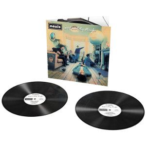OASIS - Definitely Maybe REMASTERED 2LP